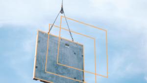 cement_slab_set_aloft_by_crane