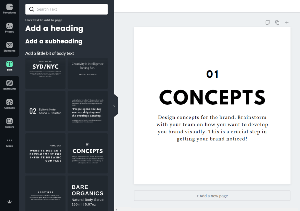 canva_add_text_snippet