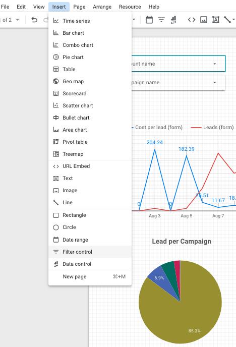 data_studio_insert_tab_drop_down_snippet